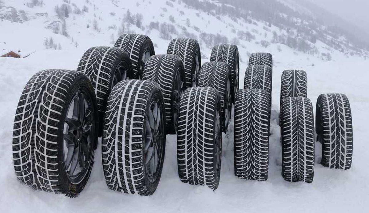 5 правил выбора зимних шин